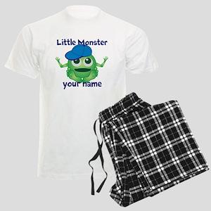 Little Monster Boy Men's Light Pajamas