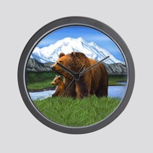 Best Seller Bear Wall Clock