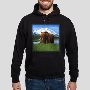 Best Seller Bear Hoodie (dark)