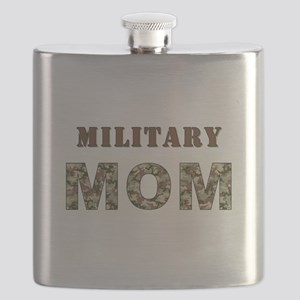 MILITARY MOM ONE Flask