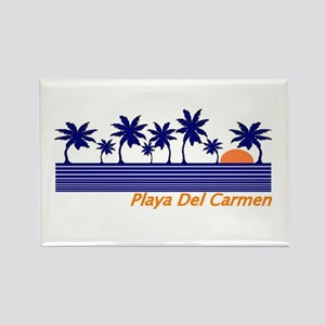 playadelcarmenblu Magnets