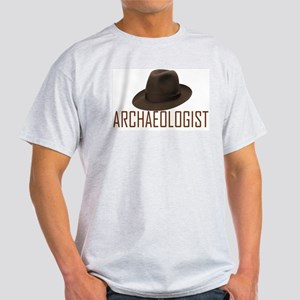 Archaeologist Ash Grey T-Shirt