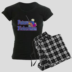 Future Fisherman Women's Dark Pajamas