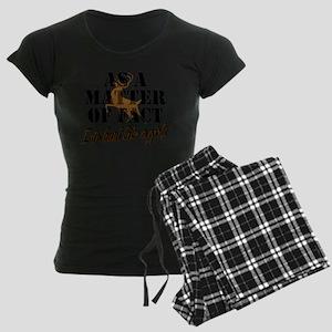 Hunt Like A Girl Women's Dark Pajamas