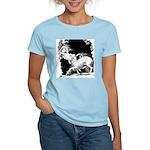 Borzoi and Unicorn Women's Light T-Shirt