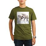 PHGAndMtnsSepia2800x Organic Men's T-Shirt (da