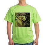 tersai-head-oil.210... Green T-Shirt