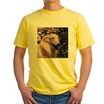 tersai-head-oil.210... Yellow T-Shirt