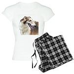 TwoKintaroHeads4cups Women's Light Pajamas