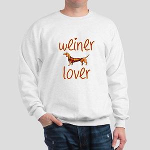 WEINER LOVER Sweatshirt