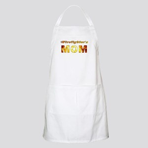 FIREFIGHTER'S MOM Apron