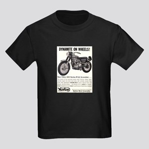 1967 Norton Dynamite Motorcycle P-11 Scrambler Kid