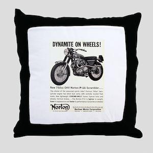1967 Norton Dynamite Motorcycle P-11 Scrambler Thr
