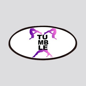 Tumbling Girls Patches