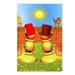 The Sun Postcards (Package of 8)