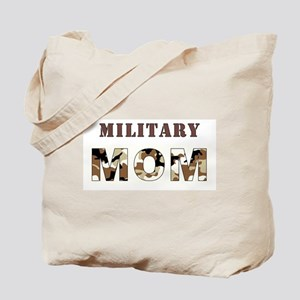 MILITARY MOM Tote Bag