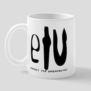 etu - expect the unexpected Mug