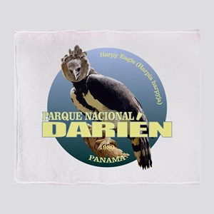 Darien NP Throw Blanket