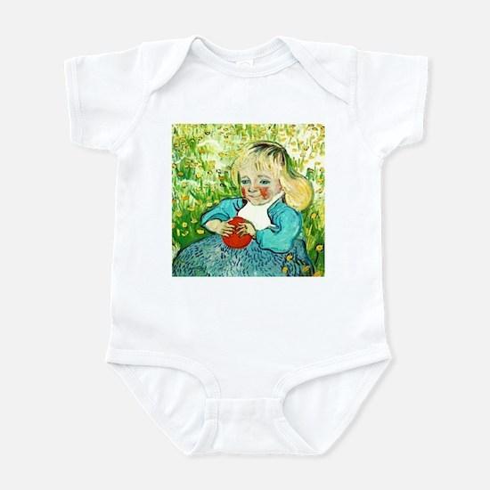 19th Century Child Infant Bodysuit