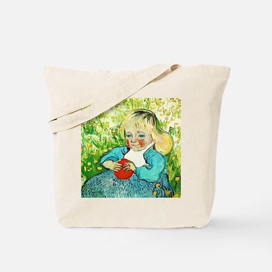 19th Century Child Tote Bag