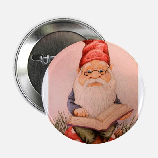 "Literary Gnome 2.25"" Button"