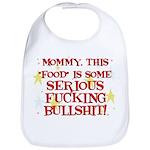 Foul Mouthed Baby Bib