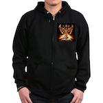 EOS Custom Zip Hoodie (dark)