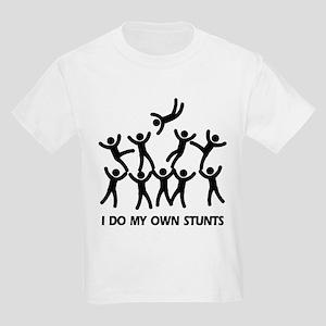 Cheer, All Star Cheerleader Stunt Kids T-Shirt
