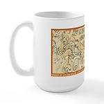 LORD PAKAL'S BIRTH Large Mug