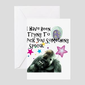 bdaypicker Greeting Card
