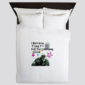 bdaypicker Queen Duvet