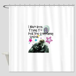 bdaypicker Shower Curtain