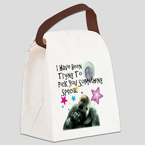 bdaypicker Canvas Lunch Bag