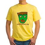Yellow JackOLantern.org T-Shirt