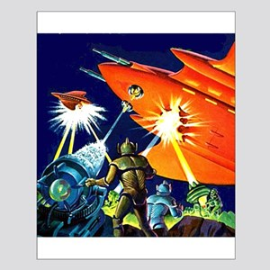 Invasion of the Micro-Men Small Poster