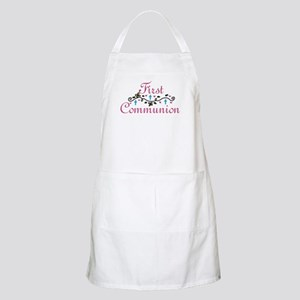 First Commuinion Apron