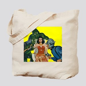The Men From Mars Tote Bag