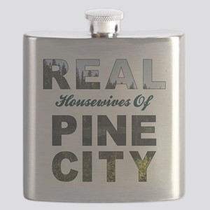 Real Housewives of Pine City Flask