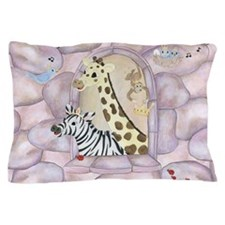 Castle - Animal Pillow Case