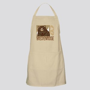 Breckenridge Grumpy Grizzly Apron