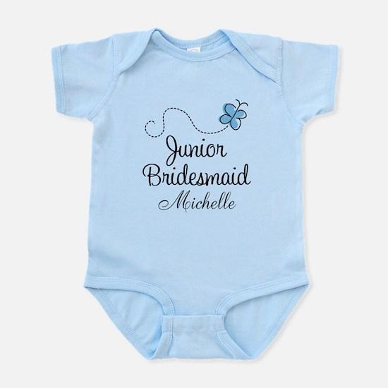 Junior Bridesmaid Personalized Body Suit
