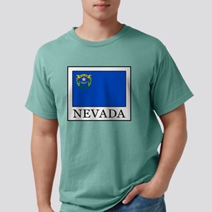 Nevada Mens Comfort Colors Shirt