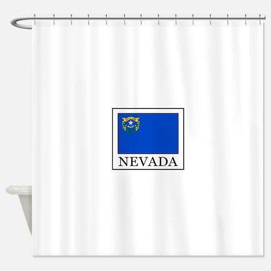 Nevada Shower Curtain