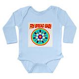 Babies american indian name Long Sleeves Bodysuits