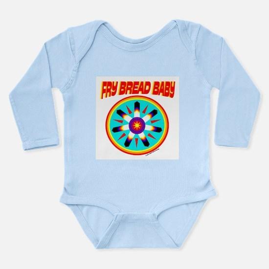 NATIVE AMERICAN BABY Long Sleeve Infant Bodysuit