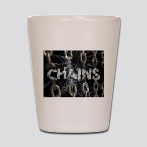 Chains Shot Glass