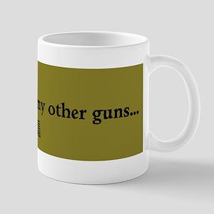 Gun Insurance Mug