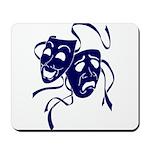 DWP Blue Logo Mousepad
