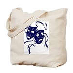 DWP Blue Logo Tote Bag