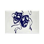 DWP Blue Logo Rectangle Magnet (100 pack)